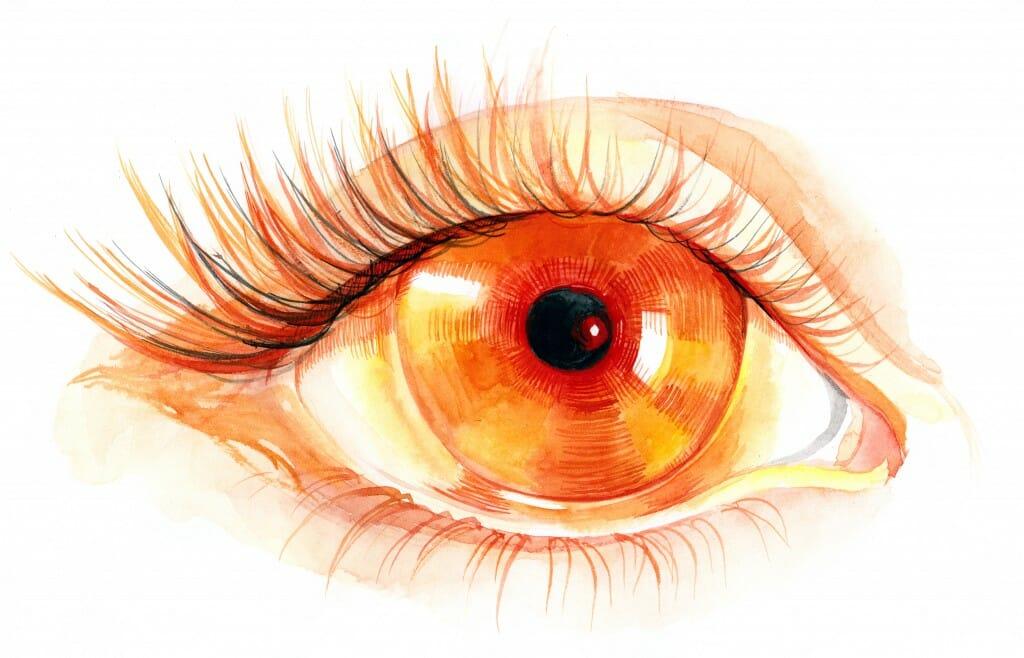 Red Dry Eye