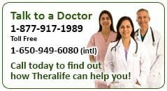 Talk to a Doctor About Dry Eye Relief through TheraLife Eye