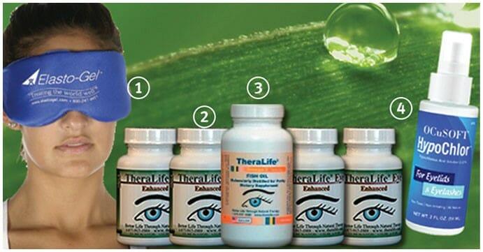 TheraLife Ocular Rosacea Starter Kit