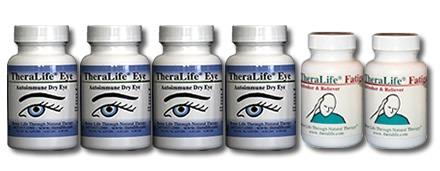 autoimmune disease dry eyes