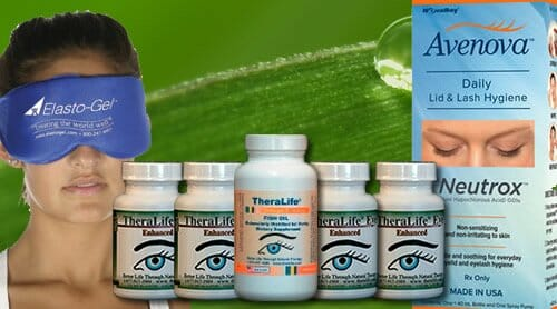 natural help for dry eyes