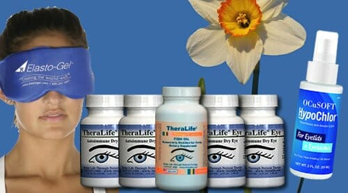 TheraLife Eye All-in-One Autoimmune Starter Kit