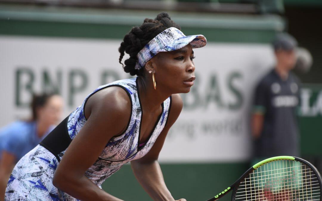 What Did Venus Williams Do To Conquer Sjogren's