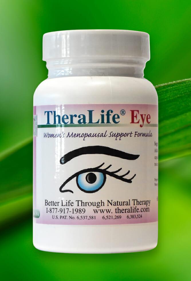TheraLife Eye Menopausal Support