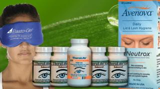 TheralIfe Dry Eye One Month Starter Kit -Blepharitis/MGD.